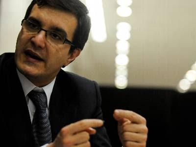 El secretario de Estado de Relaciones con las Cortes, José Luis Ayllón. EFE