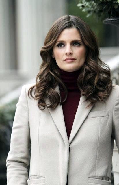Kate Beckett hair
