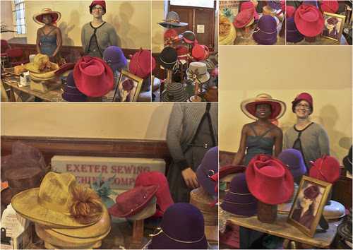 Bridport Hat Festival - trade stands