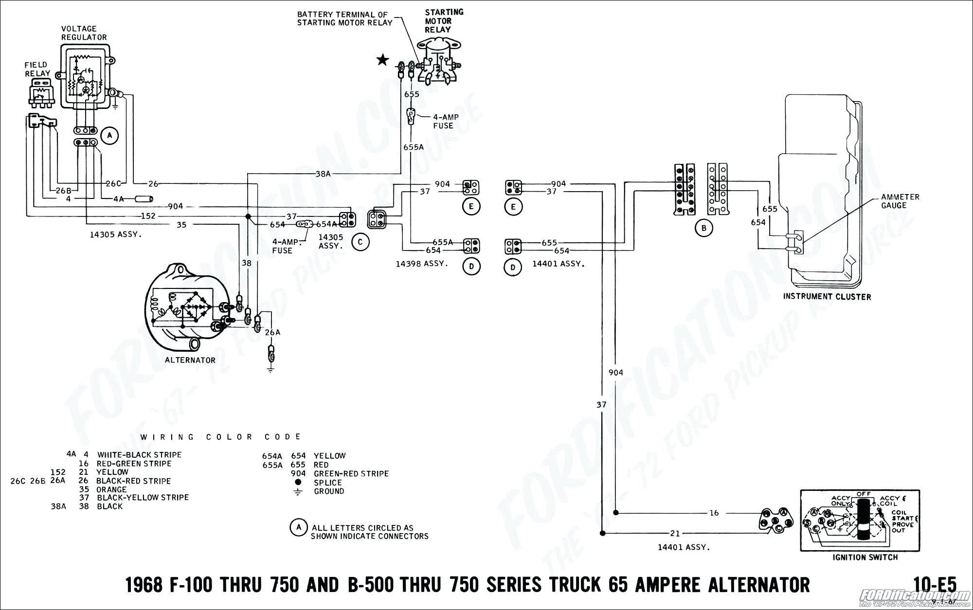 External Voltage Regulator Wiring Diagram Chrysler