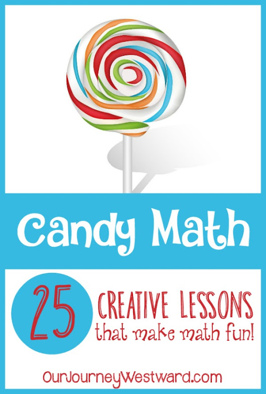 25 Creative Candy Math Activities To Make Learning Fun