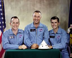 The crew of Apollo 1.