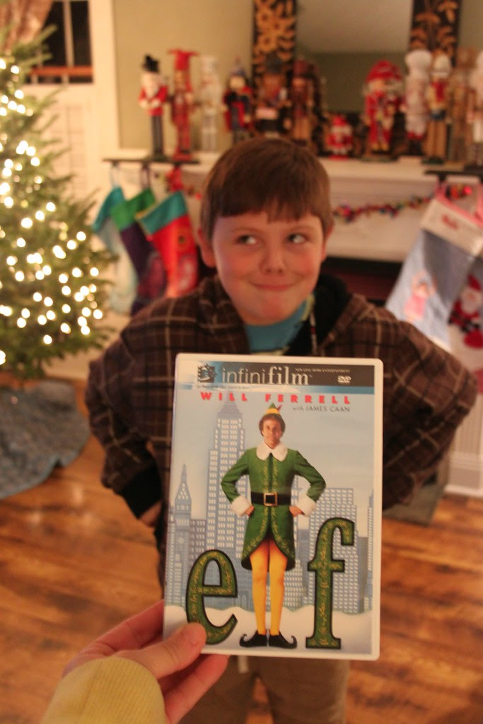 Our elf :)
