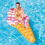 Intex Inflatable Ice Cream Pool Mat
