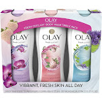 Olay Fresh Outlast Body Wash (23.6 fl. oz, 3 pk.)