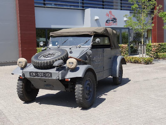 For sale; 1943 Ubercool Kubelwagen!