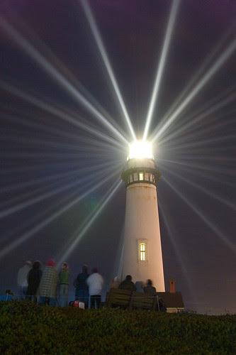 Pigeon Point Anniversary Lighting