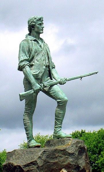 File:Minute Man Statue Lexington Massachusetts cropped.jpg