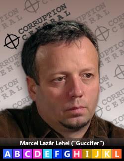 """Marcel Lazăr Lehel (""""Guccifer"""")"""