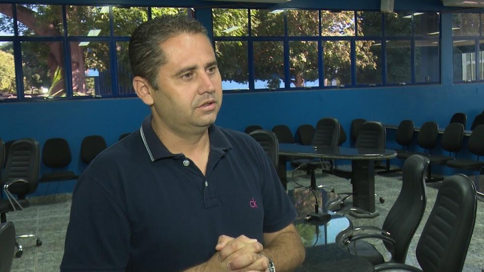 Marcelo Lemos (PSD) teve mandato cassado pelo TRE de RO por compra de votos (Foto: Rede Amazônica/Reprodução)