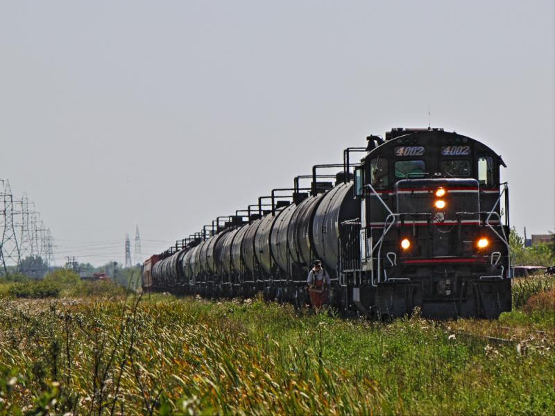 CEMR 4002 in Winnipeg