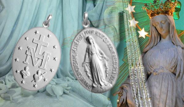 Nossa Senhora tem derramado abundantes graças sobre a humanidade através da Medalha Milagrosa.