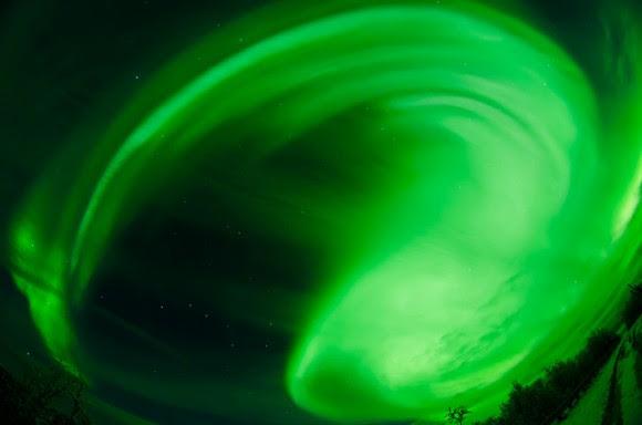 Across The Universe Aurora Borealis