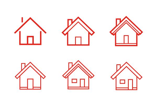 家 街建物系イラスト専門サイトtown Illust