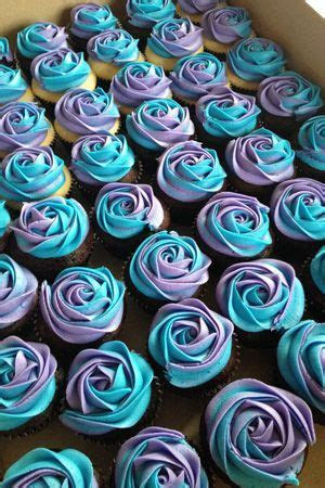 25  best ideas about Blue Cupcakes on Pinterest   Blue