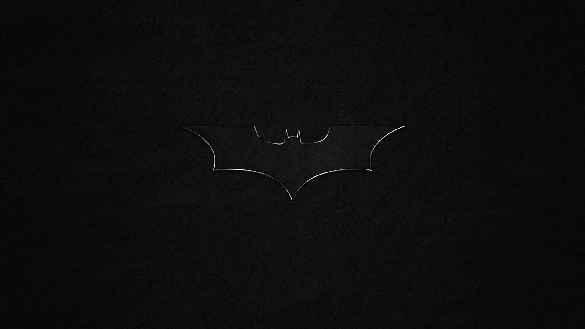 Batman Logo Wallpaper Wallpaper Download Free