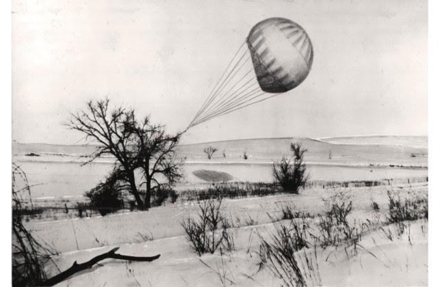 القنبلة البالون
