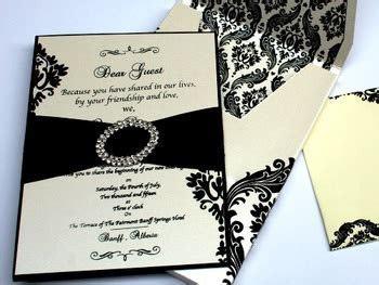 Muslim Wedding Invitation Card   Buy Indian Wedding