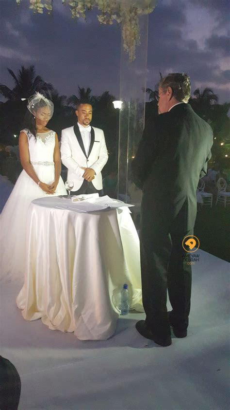 10 Years & Counting! Ghollywood Actor Majid Michel & Wife