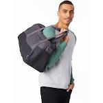 Alternative Victory Duffel Bag OS Grey & Black , Alternative Apparel