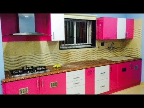 High Gloss Finish for Ramya Modular Kitchen & Interiors'  MR. Sivakumar ...