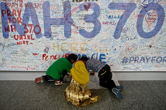 How to Talk to Kids About Missing Flight MH370 - US News