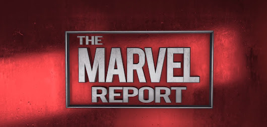 The Marvel Report Launches YouTube Channel - The Marvel Report