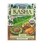 Pocono Whole Buckwheat Kasha - Organic - 13 Oz - Case Of 6
