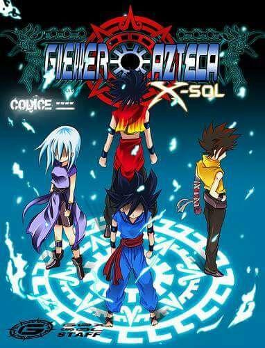 Guerrero Azteca X Sol Manga Prehispánico Anime Amino
