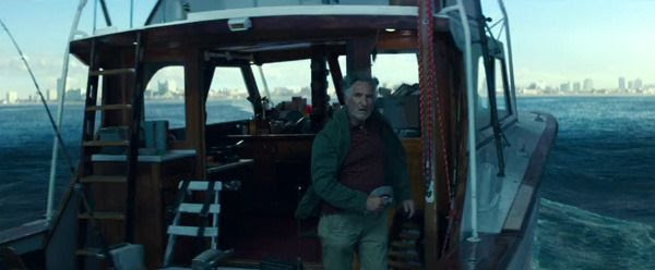 Judd Hirsch reprises his role as Julius Levinson in INDEPENDENCE DAY: RESURGENCE.