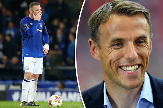 Phil Neville interested in Everton manager job… Liverpool fans LOVE IT | Daily Star