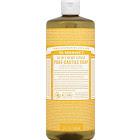 Dr. Bronner's Pure-Castile Liquid Soap, Citrus Orange - 32 fl oz bottle