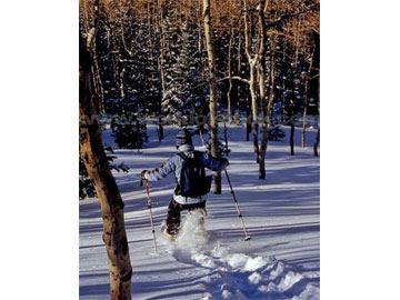 Snowshoeing: A Quick Lesson