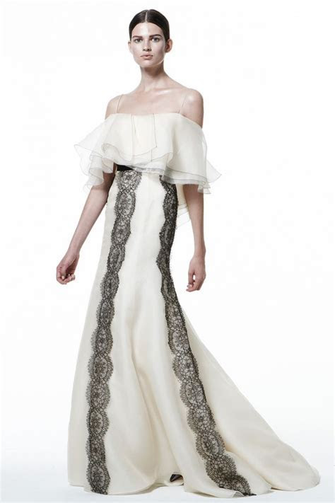 White Aisle Style Inspiration from Pre Fall 2013 Designer