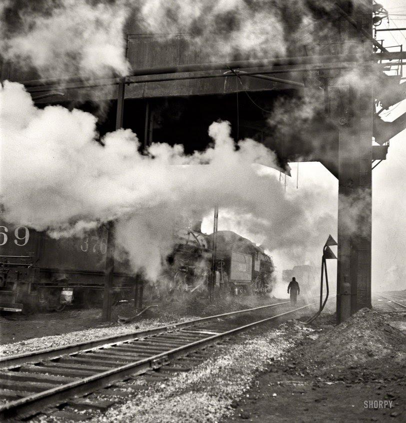 Coal, Water, Sand: 1942