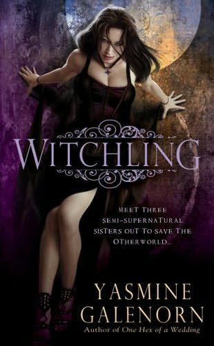 book cover of   Witchling    (Otherworld, book 1)  by  Yasmine Galenorn