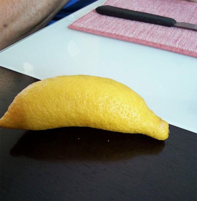 2-в-1 – лимон и банан