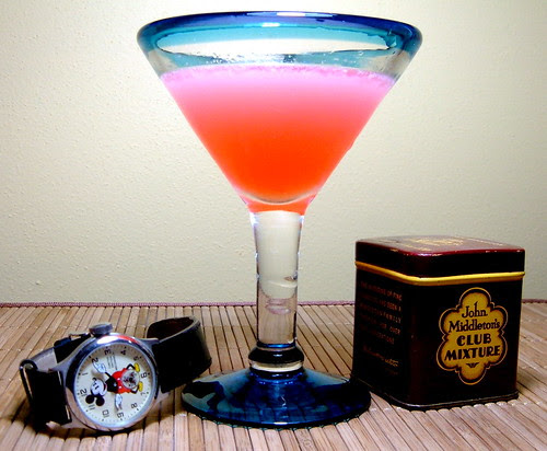 Juniper Club Cocktail
