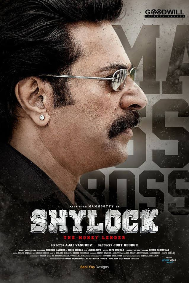Shylock 2020 Movie Download 720p &1080p Malayalam || Shylock 2020 Movie Download Link Leaked By Tamilrockers