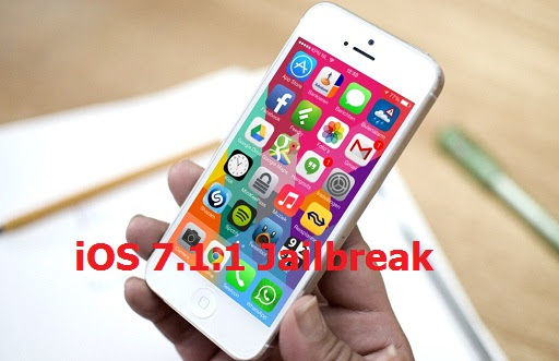 iOS 7.1.1 iPhone 5s were able to jailbreak?
