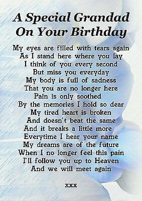 The Best 13 Grandfather Happy Birthday Grandpa In Heaven Quotes