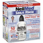 NeilMed Sinus Rinse Kit, 50 packet
