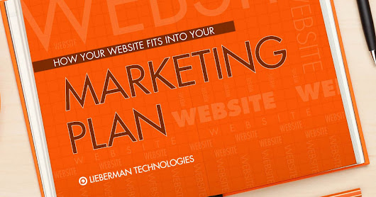 How Your Website Fits into Your Marketing Plan