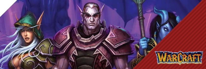 Warcraft World Of Warcraft Omega Center Madrid