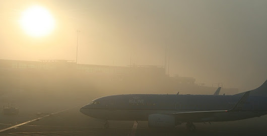 Why is my flight delayed in foggy weather? - NATS Blog