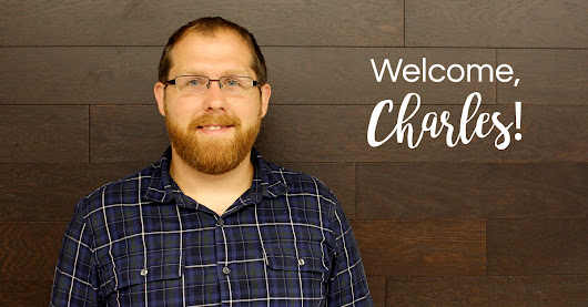 Meet Our New Front-End Developer, Charles!