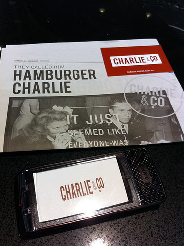 Charlie & Co. Burgers