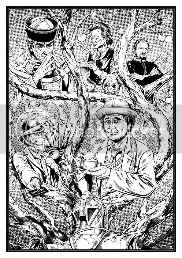 Graeme Neil Reid,Illustration,Doomlord