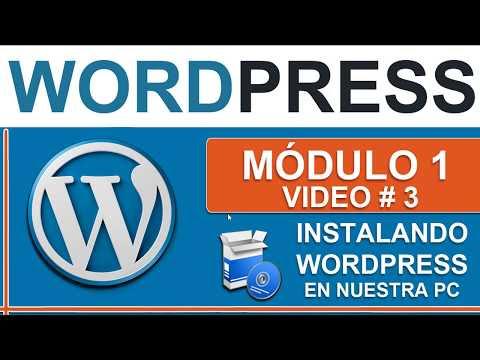 Instalando Wordpress en nuestra PC