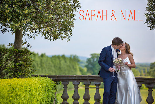 Sarah and Niall, Palmerstown House 04/06/16
